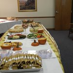 business mixer catering