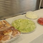 luncheon catering