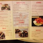 Excellent Menu to try