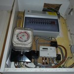 fuse box, we got to know quite well