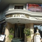 Arden City Hotel not Park