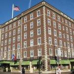 The Hawthorne Hotel Salem Ma.