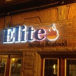 Steaks, Seafood? drop by Elite for a fantastic meal!!!