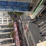 View to Rue Montparnasse