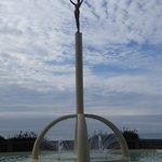 Spirit of Napier, or Gilray Fountain, along Marine Parade