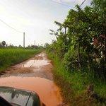 The road to Ganesha...
