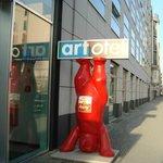 Art'Otel, Berlin, Mitte
