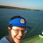 Passeio de barco pelo Rio Tietê