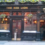 Red Lion off Jermyn Street