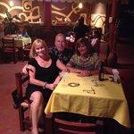 Dinner at Sonora a la Parilla