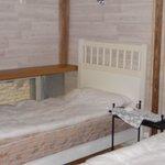 Mezzanine Hostel Foto