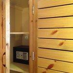 locker for safety