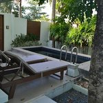 Personal Pool within Villa