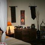 Liebevolle eingerichtetes Zimmer