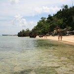 Padang Beach 5 Minuten entfernt