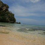 Padang Beach toller Strand