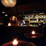 The Wine Bar.