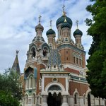 Nice's Russian Cathedral