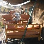 Bar - Robanda Tented Camp (Wildlands)
