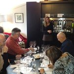 Grange blind tasting masterclass June13