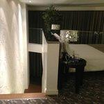 Loft Style Bedroom Upstairs