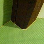 Fabric walls/not wallpaper!