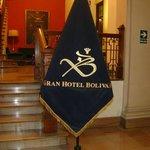 Bandeira do Hotel