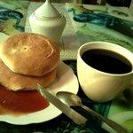 café de manhã - padrão mínimo boliviano
