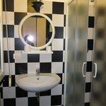 Ванная комната в 3-хместном номере на 3 этаже