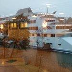 Sunborn Yacht integrato nell'hotel