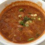 shrimp and crab soup