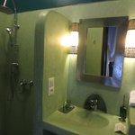Bathroom in tadelakt