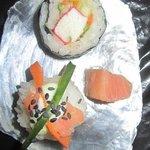 Sushi for sundowners?