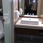 浴室 - 洗面台