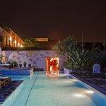Piscina Hotel Spa Granada