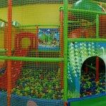 Parc d'amusement intérieur
