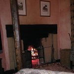 Our cosy fire