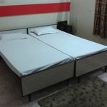 double bed a/c