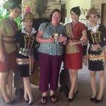 re eption staff
