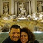 Fontana de Trevi....Simplesmente Linda,Maravilhosa e Romantica!