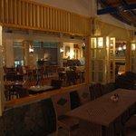 een gezellig en uitnodigend restaurant