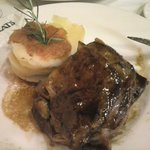 Braised lamb & potatoes