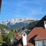 Aussicht von Balkon Apartment Ulli