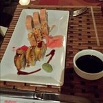 The Gohan sushi restaurant was great!