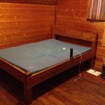 Double bed in cabin S39
