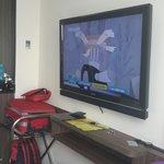 Big Flat tv