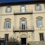 Hotel Malaspina en Florencia