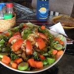 Kunda's Favorite Salad