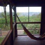 Sala en los balcones