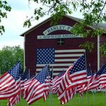 Vanderbeek Stables Salute to Veterans !